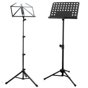 Notenständer & Orchesterpulte
