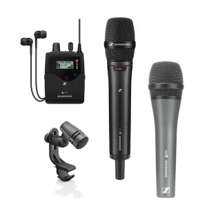Mikrofone & Funksysteme