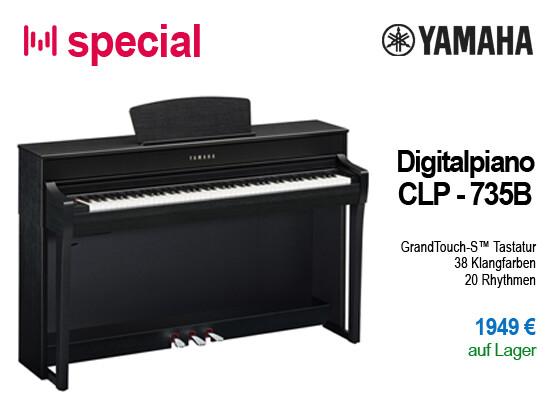 Yamaha CLP-735B