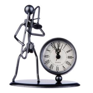 Gewa Skulptur mit Uhr Posaune