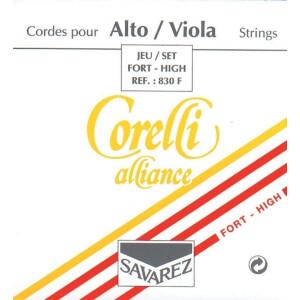 CORELLI Viola-Saiten Alliance Satz 830F Forte