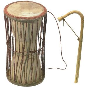 GEWA Talking Drum Höhe 30 cm Ø 17 cm