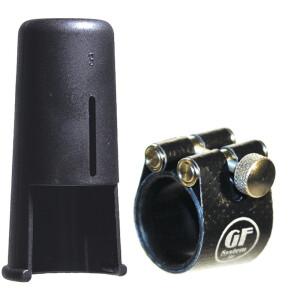 GF-SYSTEM Blattschraube und Kapsel Standard 04M