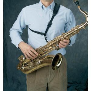 NEOTECH Saxophongurt Neo Sling Schwarz Länge 96,6 - 122 cm