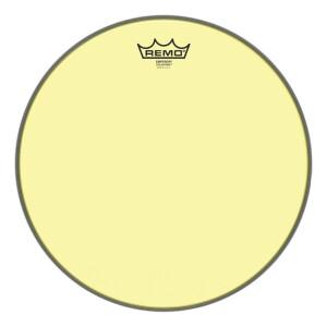 "Remo Colortone Emperor Clear BE-0306-CT-YE Gelb 6"""