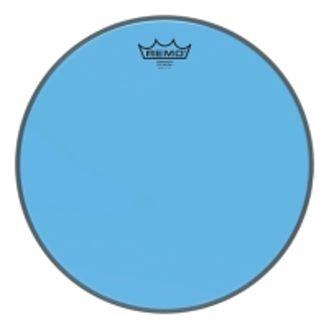 "Remo Colortone Emperor Clear BE-0306-CT-BU Blau 6"""