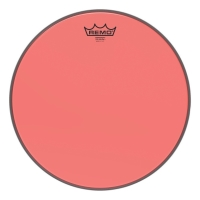 """Remo Colortone Emperor Clear BE-0315-CT-RD Rot 15"""""""