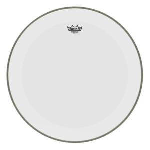 Remo Powerstroke 3 weiß glatt Bassdrum P3-1224-C1...