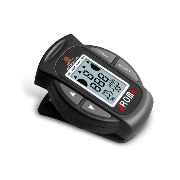 Aroma Clip On Metronom AM-701 mit Ton und Indikator-LED
