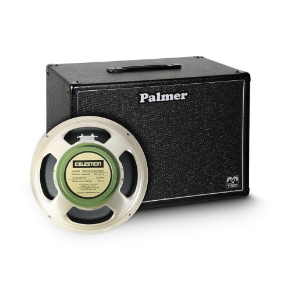 "Palmer Gitarrenbox 1 x 12"" mit Celestion G 12 M Greenback 8 Ohm"
