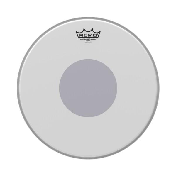 """Remo Schlagzeugfell CS Ambassador Weiß aufgeraut CS-0114-10 14"""""""