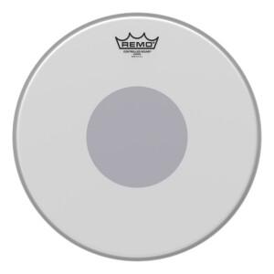 Remo Schlagzeugfell CS Ambassador Weiß aufgeraut...