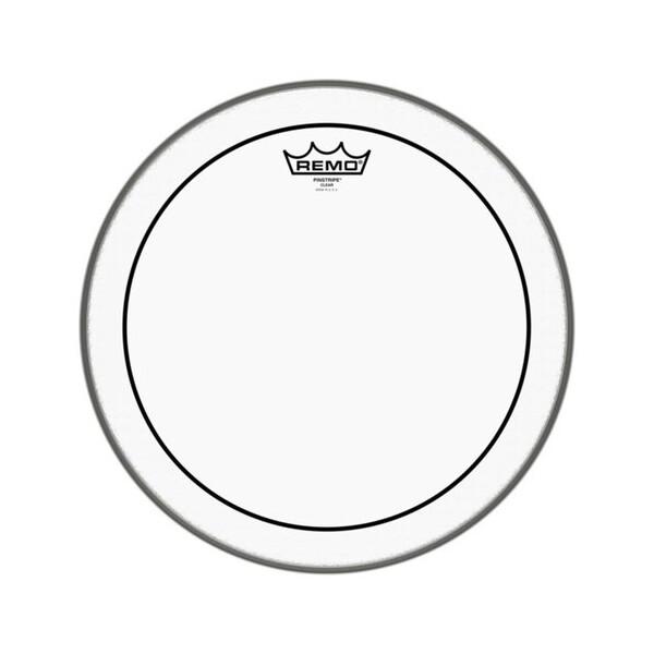 "Remo Pinstripe Transparent Bassdrum PS-1320-00 20"""