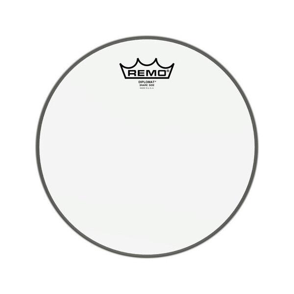 "Remo Diplomat Transparent Snaredrum Resonanz SD-0114-00 14"""