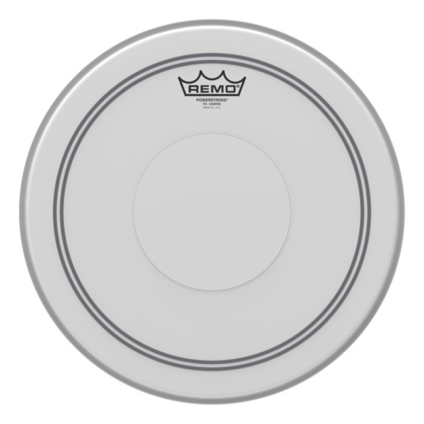 "Remo CS Powerstroke 3 Weiß aufgeraut P3-0114-C2 14"""