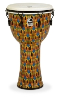 TOCA Djembe Freestyle Mechanically Tuned SFDMX-14ASB Antique Silver