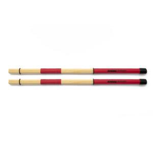ROHEMA  Rods 19 Stäbe Bambus PVC-Umwicklung mit Kunststoffkappe