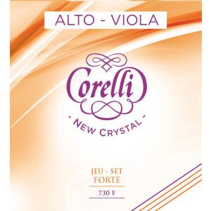 CORELLI Viola-Saiten New Crystal Satz 730F Forte
