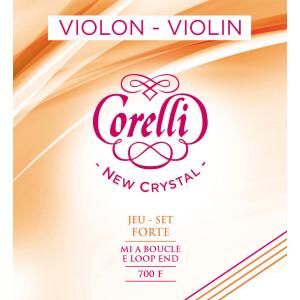 CORELLI Violin-Saiten New Crystal 700F Forte