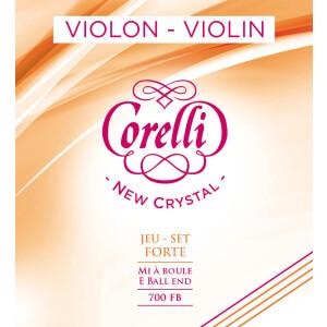 CORELLI Violin-Saiten New Crystal 700FB Forte