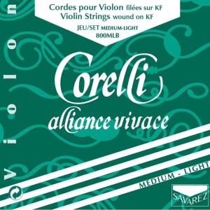CORELLI Violin-Saiten Alliance 800MLB Light