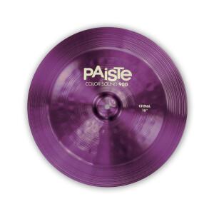 "PAISTE Chinabecken 900 Serie Color Sound Purple 16"""