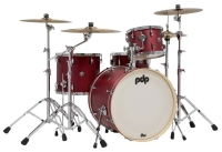PDP BY DW Shellset Spectrum Series Cherry Stain