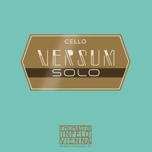 THOMASTIK-INFELD Cello-Saite C Versum Solo VES44