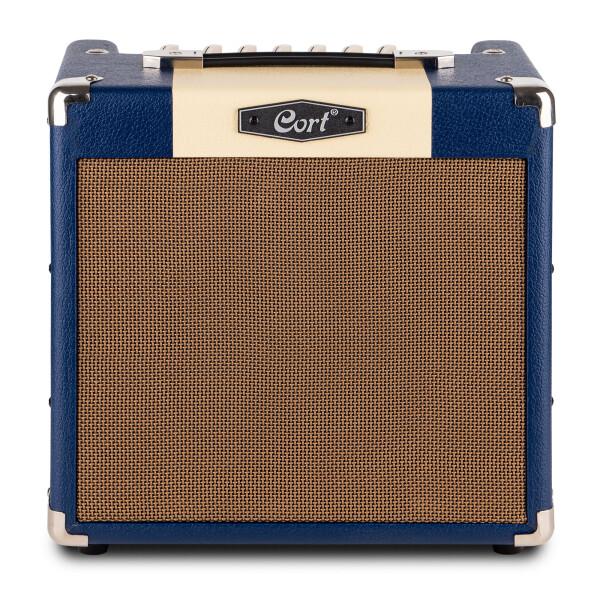 CORT E-Gitarrencombo, CM15R, Dark Blue, 15 Watt