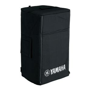 YAMAHA  SPCVR-1201 Schutzhülle (Cover), schwarz, gepolstert, 3 Griffaussparungen mit Abdeckung, für DXR12/DBR12/CBR12
