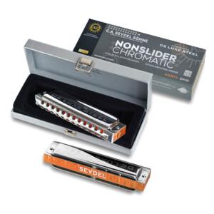Seydel Nonslider Chromatic De Luxe Steel